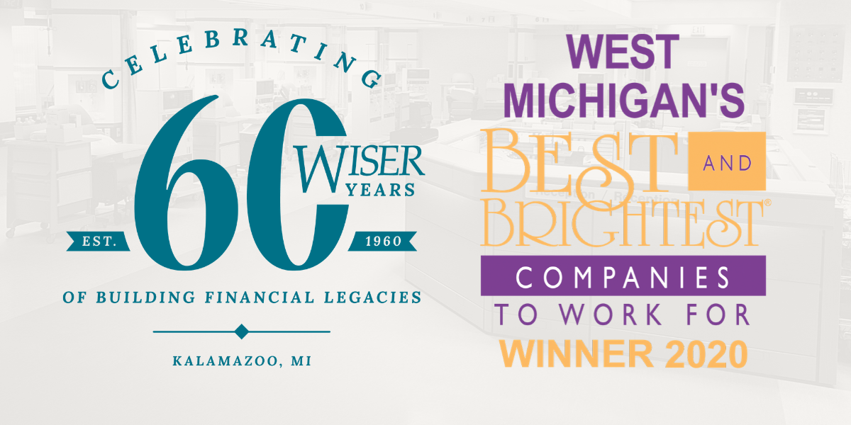 Wiser Financial Group Awarded Best & Brightest Companies in West Michigan